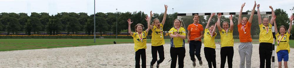 Borhave C1 kampioen beach afdeling Twente 2012