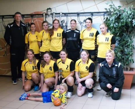 Sportploeg van het jaar 2012 in Borne: Borhave Dames 1.