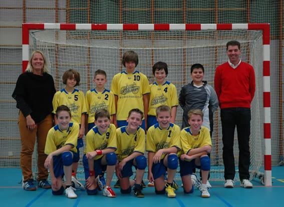 Borhave C1 jongens (seizoen 2013-2014)