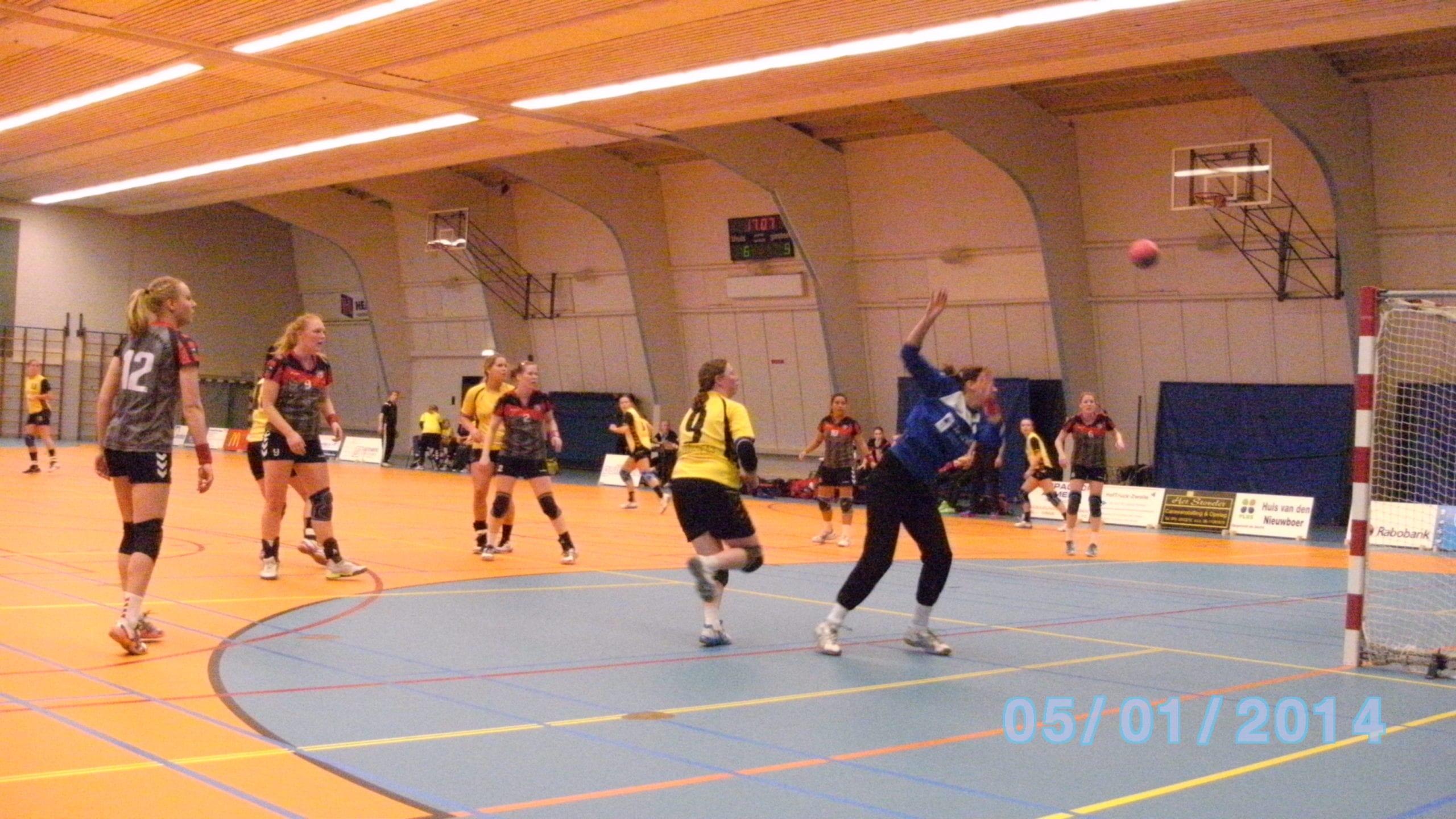 Borhave - United Breda (5-1-2014)