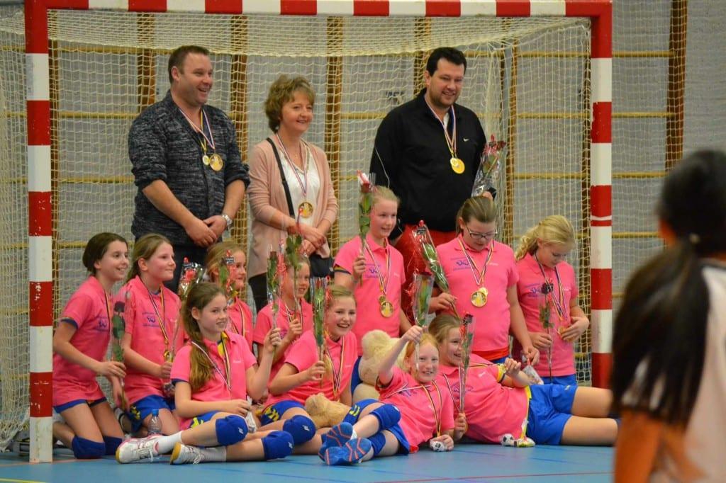 Borhave D3 kampioen seizoen 2013-2014