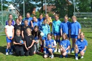 Stormvogels 2012: 2x eerste en 1x tweede plaats!