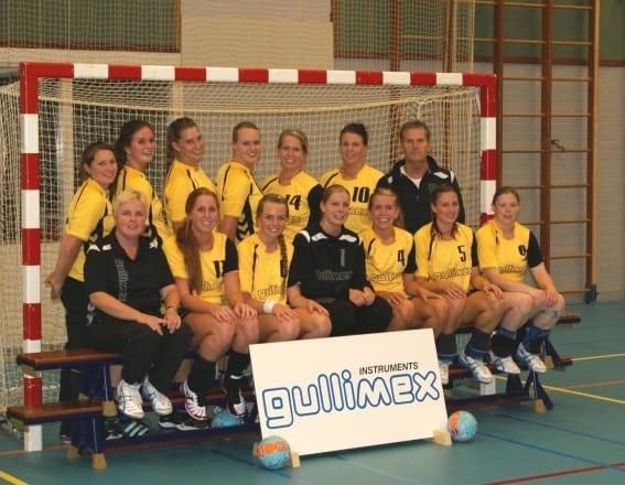 Borhave Dames 1 seizoen 2013-2014