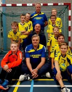 IMG 20161120 WA0010615 234x300 - Borhave timmert ook met Jongenshandbal aan deweg!