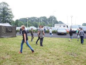 DSCN2489 - Jeugd Borhave op handbalkamp in Albergen