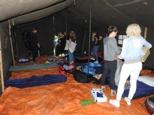 DSCN2498 - Jeugd Borhave op handbalkamp in Albergen