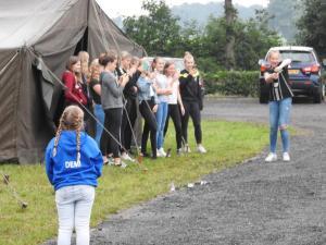 DSCN2512 - Jeugd Borhave op handbalkamp in Albergen
